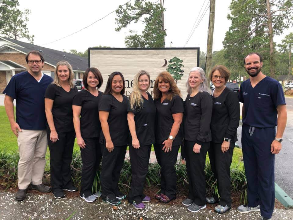 Team,summerville dentist, pineland family dental, pineland dental, dentist office, family dentist, general dentist, cosmetic dentist
