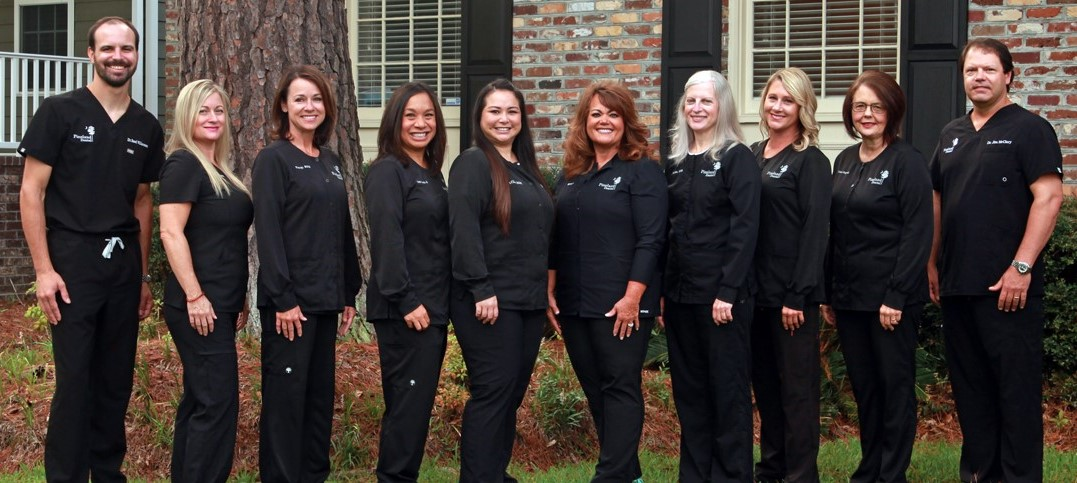 The Team,summerville dentist, pineland family dental, pineland dental, dentist office, family dentist, general dentist, cosmetic dentist